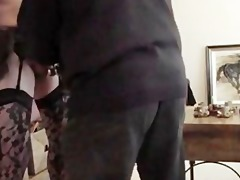 spanked.
