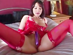 red latex