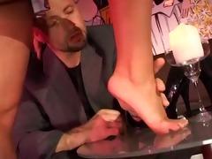 feet club